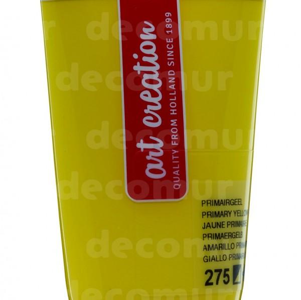 Acrylic 75 ml C. Primary Yellow