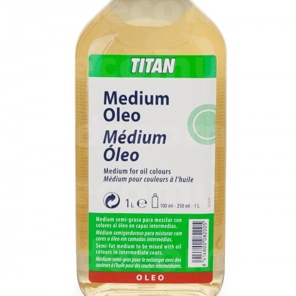 Medium Oleo 1L