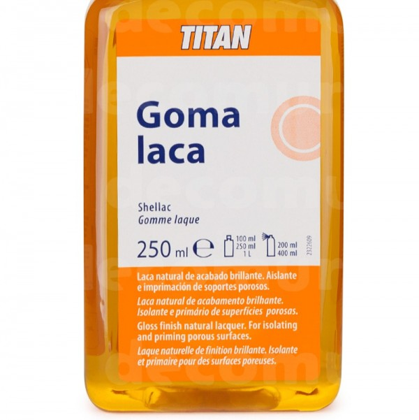 Goma Laca 250ml