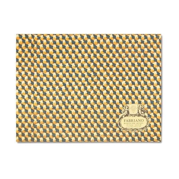 Fabriano - Bloc para Acuarela - 300gr- 31x46cm - 20 Hojas - Grano Fino