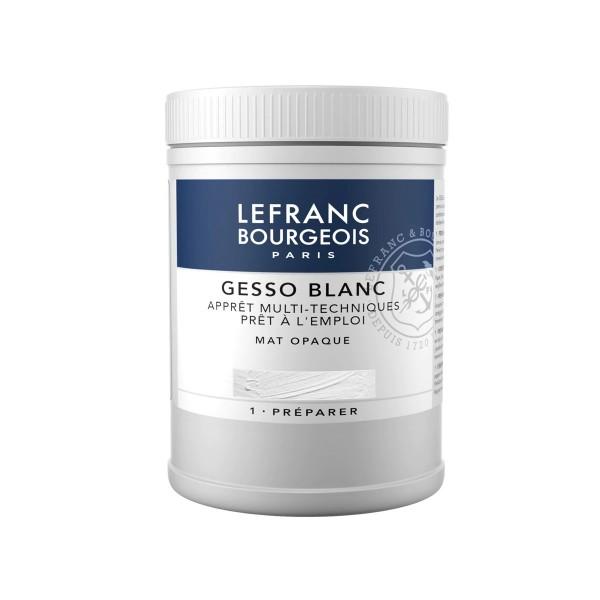 Lefranc Bourgeois - Gesso  - 500ml