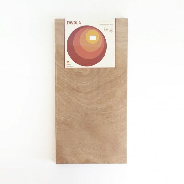 Tavola - Soporte de madera para artista - 60x30cm - Bastidor Normal 2cm