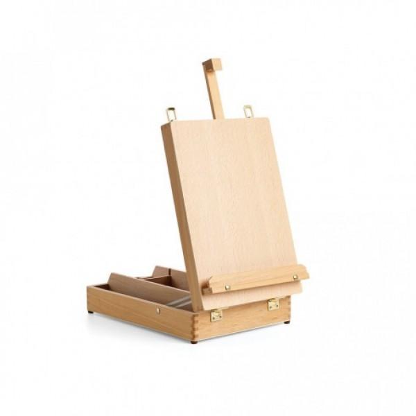 Winsor & Newton - Caja caballete de mesa Liffey