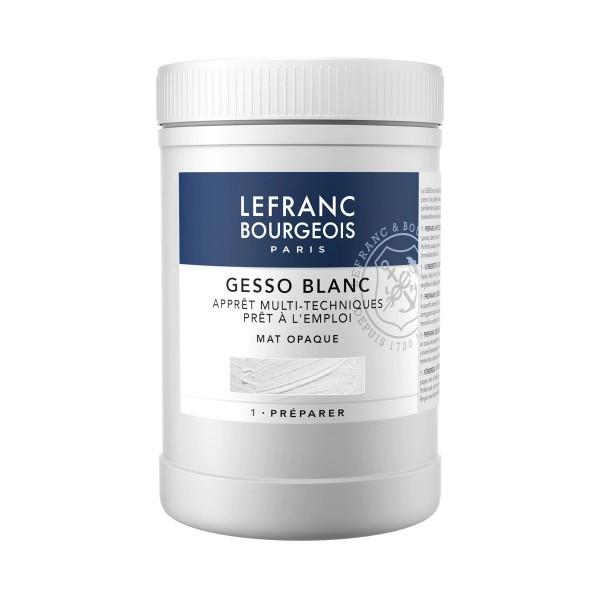 Lefranc Bourgeois - Gesso  - 1000ml