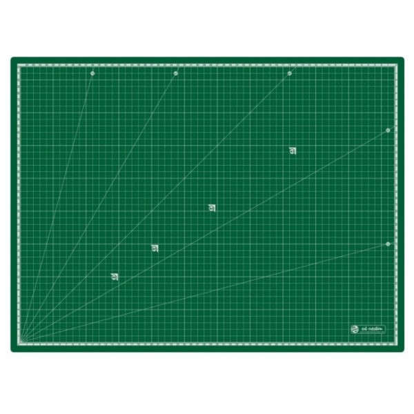 Art Creation - Tabla de corte Verde 45x30 cm