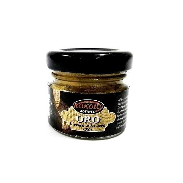 Crema a la cera oro-  Kokolo - 25ml