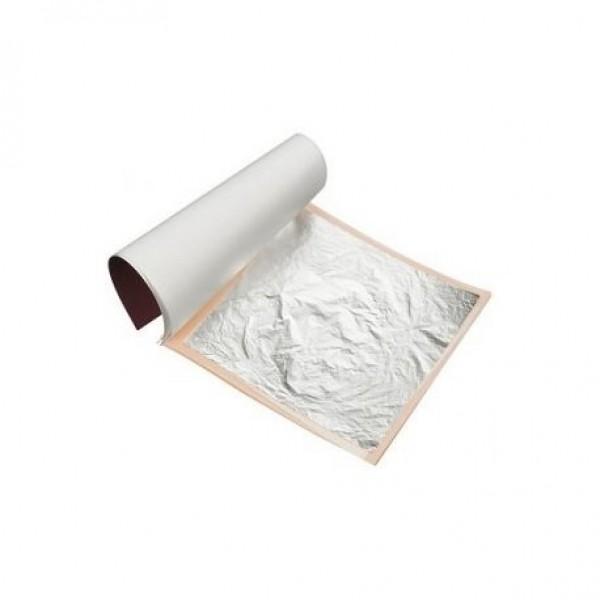 Pan de plata 14x14 cm - 25 Hojas