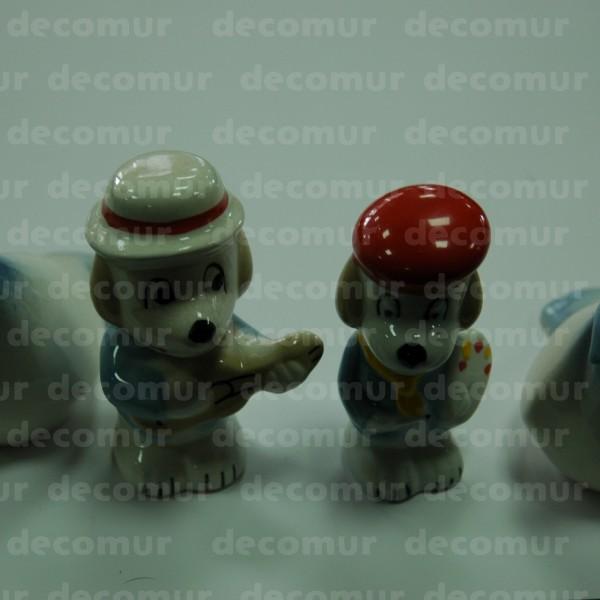 Figuras variadas Porcelana