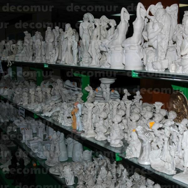Figuras de Marmolina y Escayola