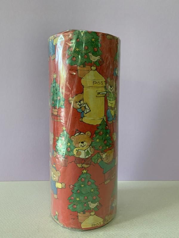 Papel de Regalo - Christmas Bears
