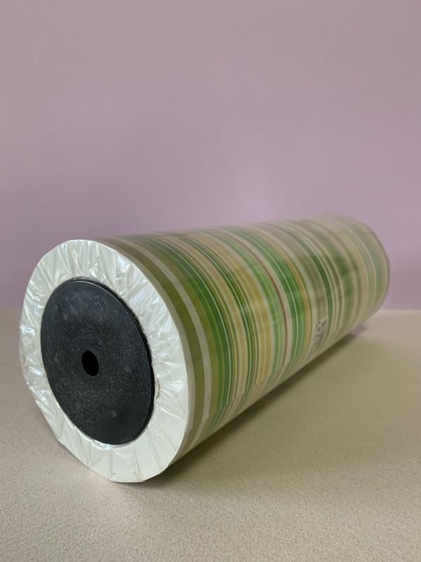 Papel de Regalo - Green Stripes
