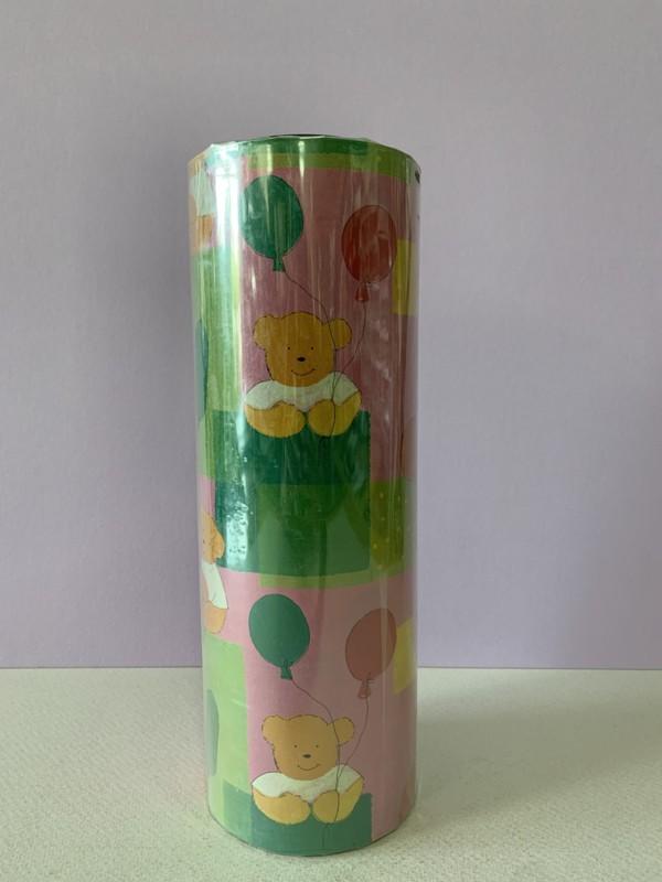 Papel de Regalo - Teddy Balloons