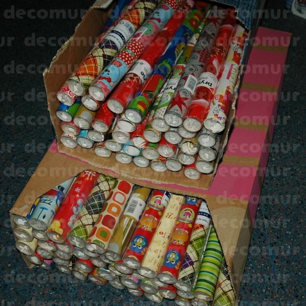 Papel de regalo 70x200