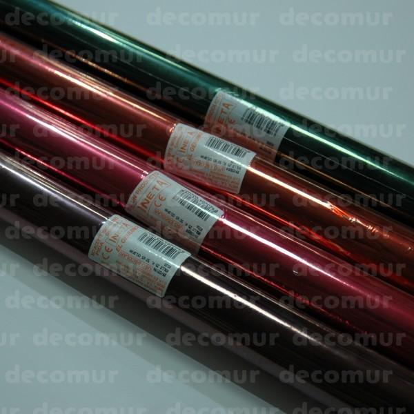Papel Celofan Transparente de lamina de 50x65 cm