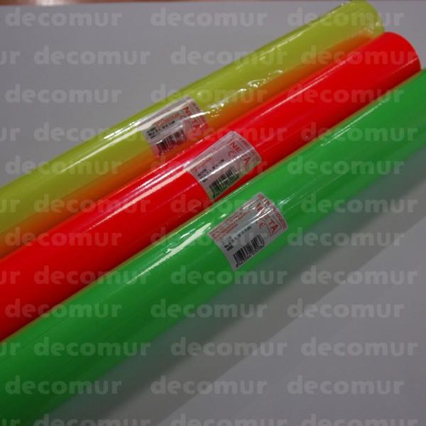 Rollo Papel Fluor 25 H de 50x65 cm