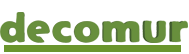 Decomur Logo